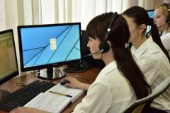 Операторы колл-центра полиции Донетчины получили 33 тысячи вызовов