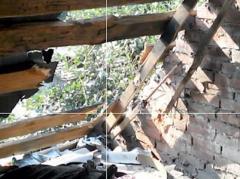 В результате обстрела Зайцево разрушено 8 жилых домов