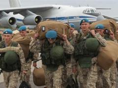 Россия перебросила военных к админгранице  Крыма