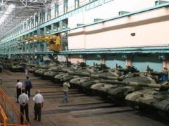 Харьковский танковый завод в 4 раза увеличил производство танков
