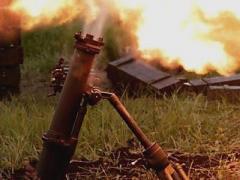 В зоне  АТО с начала текущих суток зафиксировано 12 обстрелов, горячее всего было в Авдеевке