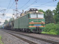 Боевики обстреляли грузовой состав на железнодорожной станции в зоне АТО