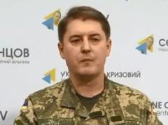Спикер АТО рассказал о потерях украинских военных и боевиков в зоне АТО