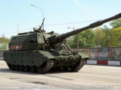 Россия отправила в Иловайск военную технику, которая ранее еще не использовалась в военных конфликтах