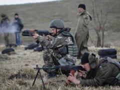 Боевики за сутки 64 раза открывал огонь, было отбито нападение ДРГ противника, — штаб АТО