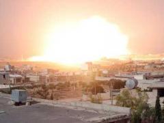 Human Rights Watch обвинила Москву и Дамаск в применении зажигательного оружия