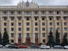 В Харькове к приезду Порошенко покрасили асфальт и плитку (ВИДЕО)