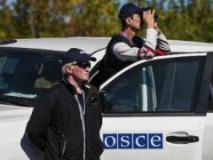 Боевики угрожают и применяют насилие к наблюдателям ОБСЕ на Донбассе