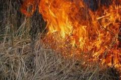 Пожар на Донецкой фильтровальной станции тушили больше часа