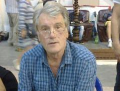 """""""Президент торгует на блошином рынке"""",  - блогер в шоке от встречи с Ющенко"""
