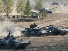 В ближайшее время между РФ и Украиной может начаться вооруженный конфликт - эксперт