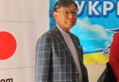 Посол Японии открыл отделение почты под Славянском