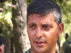 """Украинские морпехи пригласили хвастуна """"Гиви"""" в гости в Мариуполь (ВИДЕО)"""