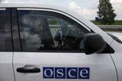 СММ ОБСЕ эвакуировали передовую патрульную базу в Счастье