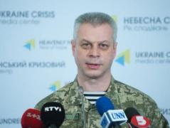 За минувшие сутки погибших в зоне АТО нет, ранение получил один украинский военный