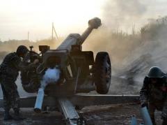 Боевики вечером обстреляли донецкое и мариупольское направления