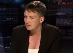Савченко шокировала: пленных будет легче вернуть, когда начнутся горячие бои