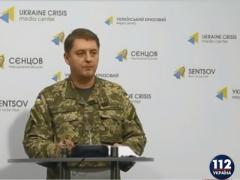 За минувшие сутки в зоне АТО погиб один украинский военный