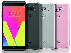 LG представила новый флагманский смартфон