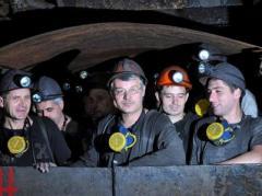 """""""Минугля ДНР"""" отрапортовало, что  """"День освобождения Донбасса шахтеры отметили трудовой победой"""""""