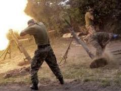 Ночь была неспокойной: обстреляны северные окраины Донецка и Ясиноватой