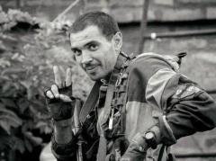 На Донбассе погиб один из наших лучших разведчиков - Вадим Матросов (ФОТО)