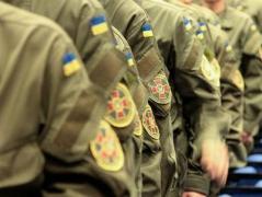 Статус участника боевых действий получили почти 178 тыс. бойцов и сотрудников ВСУ