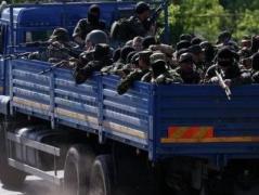 На Донбас прибули чергові смертельні подарунки з Росії