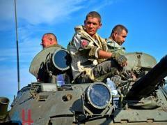"""В """"ДНР"""" сообщили, что ночью обстреляны три населенных пункта"""