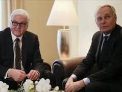 """Главы МИД Германии и Франции приедут в Киев искать """"среднюю линию"""" для Донбасса  Мнение аналитика"""