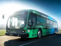 В США создан электробус с рекордным запасом хода