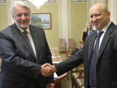 """Турчинов: """"Фактически, Россия пытается заблокировать минский процесс"""""""
