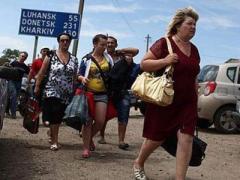 В Украине зарегистрировали один миллион семьсот тысяч переселенцев из Донбасса и Крыма