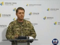 За минувшие сутки в зоне АТО трое украинских военных получили ранения