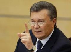 Янукович призвал Евросоюз ввести санкции в отношении руководства Украины