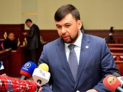 """""""Видный политик"""" Пушилин похвалил главу МИД Франции"""