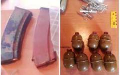 На блокпосту в Константиновке задержан военный с арсеналом боеприпасов