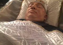 В сети появилось фото убитого Жилина