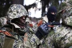Боевики 10 ОАБр с оружием дезертировали из части