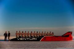 Установлен новый рекорд скорости для электромобилей