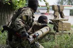 Террористы 21 раз открывали огонь по позициям украинских военных