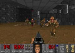Искусственный интеллект научили играть в Doom (ВИДЕО)