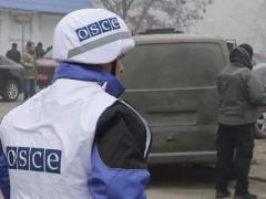 """В ОБСЕ жалуются, что """"свобода перемещения миссии ограничена"""""""