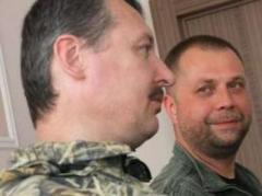 """Стрелков обвинил Бородая, в том, что """"сейчас Донецк продолжает находиться под обстрелами"""""""