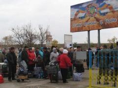 Бойовики зупинили пропуск через КПВВ в Станиці Луганській