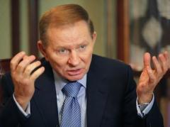 Кучма не видит сроков окончания войны на Донбассе