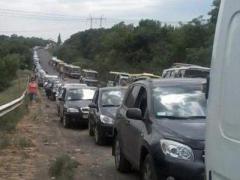 Госпогранслужба проинформировала о ситуации на КПВВ на линии разграничения в Донбассе