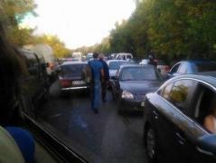 Ситуация на КПВВ: в Марьинке скопилось 400 автомобилей