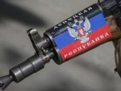 """""""Русский мир"""" во всей красе: по Донецку вели мужчину с мешком на голове"""