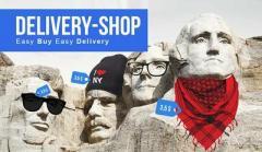 Delivery запустила сервис доставки из интернет-магазинов США